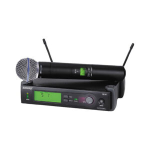 Shure SLX Beta 58A Trådløs Mikrofon